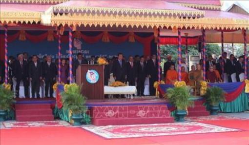 Ông Hun Sen tái khẳng định vai trò của Việt Nam