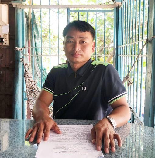 Văn phòng Đăng ký đất đai huyện Thoại Sơn thông báo trả hồ sơ là có cơ sở