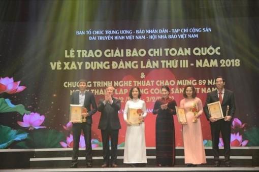 57 tác phẩm đoạt Giải Búa liềm Vàng