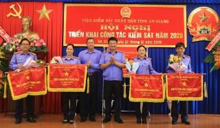 Viện Kiểm sát Nhân dân tỉnh: Nâng cao chất lượng, hiệu quả công tác