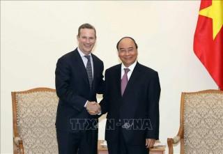 Thủ tướng tiếp Giám đốc điều hành Cơ quan Phát triển tài chính quốc tế Hoa Kỳ