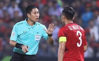 """Lộ danh sách trọng tài bắt trận U23 Việt Nam - UAE: Toàn """"hung thần"""" của thầy trò Park Hang-seo"""