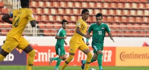 U23 Iraq cầm hòa Australia trong trận cầu kịch tính