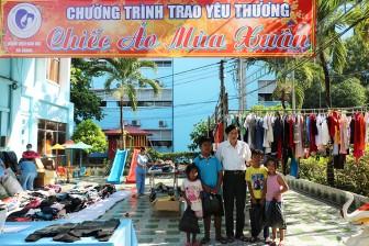 """Tổ chức """"Cửa hàng 0 đồng"""" cho bệnh nhân tại Bệnh viện Sản - Nhi An Giang"""