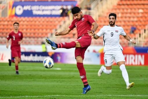 U.23 Châu Á 2020: Qatar và Syria chia điểm sau màn rượt đuổi tỷ số