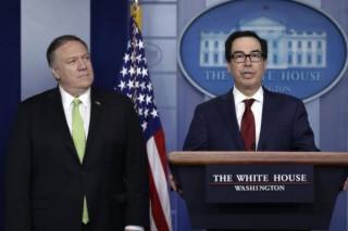 Mỹ công bố loạt biện pháp trừng phạt mới đối với Iran
