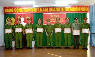 Phạm pháp hình sự trên địa bàn huyện Châu Thành giảm trên 30%