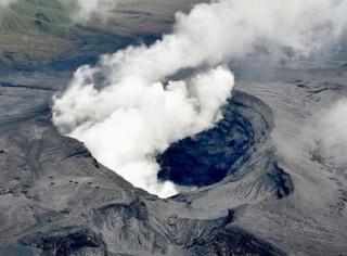 Núi lửa Shintake phun trào, Nhật Bản ban cảnh báo cấp độ 3