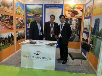 Việt Nam tham gia hội chợ du lịch lớn nhất khu vực tại Ấn Độ