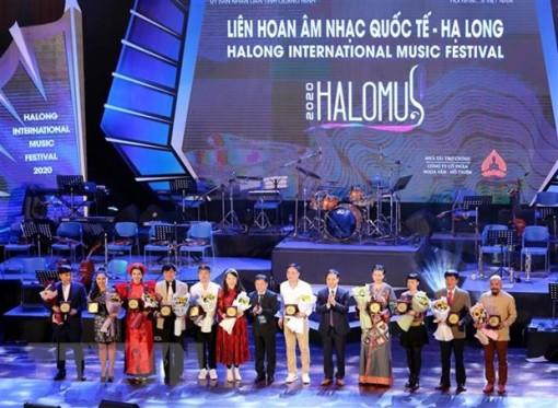 Festival âm nhạc quốc tế Hạ Long 2020: Lan tỏa và hội nhập