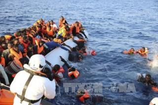 Chìm thuyền ngoài khơi Thổ Nhĩ Kỳ làm 11 người thiệt mạng