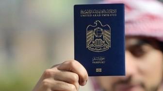 Hộ chiếu UAE 'quyền lực' nhất thế giới