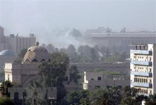Tấn công bằng tên lửa nhằm vào căn cứ quân sự ở Iraq
