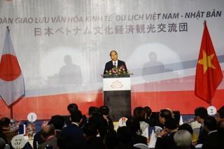 Thủ tướng: Quan hệ Việt - Nhật đang ở giai đoạn phát triển tốt đẹp nhất
