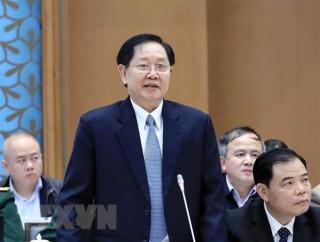 Bộ trưởng Nội vụ: Sáp nhập sở, ngành phải làm cẩn trọng, kỹ lưỡng