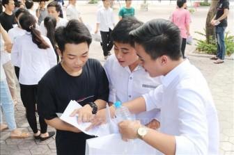 Tuyệt mật thông tin thí sinh thi THPT quốc gia năm 2020