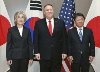 Nhật-Mỹ-Hàn hối thúc Triều Tiên tiếp tục đàm phán phi hạt nhân