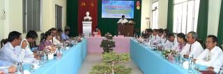 """Trường Chính trị Tôn Đức Thắng: Tọa đàm """"Tự hào 90 năm truyền thống vẻ vang của Đảng Cộng sản Việt Nam"""""""