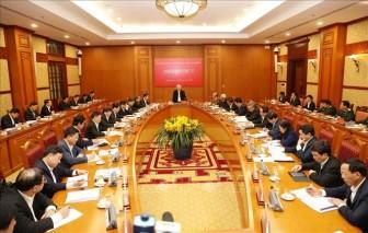 Tổng Bí thư, Chủ tịch nước chủ trì Phiên họp thứ 17 của Ban Chỉ đạo Trung ương về phòng, chống tham nhũng