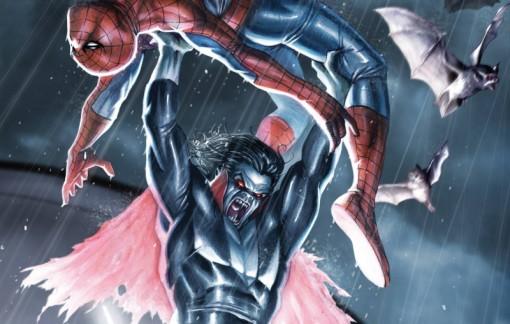 """Bom tấn """"Morbius"""" hé lộ teaser về giáo sư ma ca rồng của giới siêu anh hùng"""