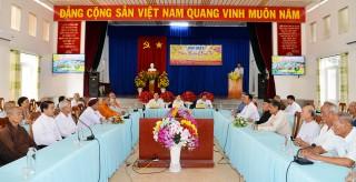 Châu Thành họp mặt chức sắc, chức việc mừng Xuân Canh Tý 2020