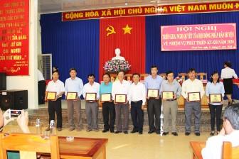 Triển khai Nghị quyết HĐND huyện Thoại Sơn về phát triển kinh tế - xã hội năm 2020