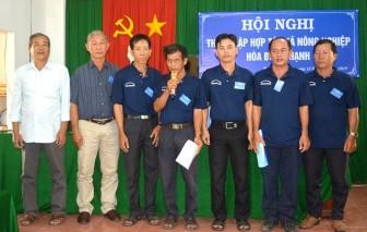 Châu Thành: Thành lập 11 hợp tác xã nông nghiệp