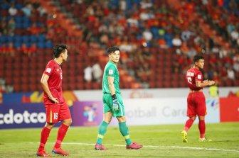 Thua U.23 Triều Tiên, U.23 Việt Nam chia tay U.23 Châu Á