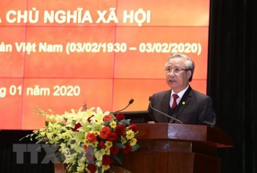 Hội thảo khoa học cấp quốc gia về Đảng Cộng sản Việt Nam