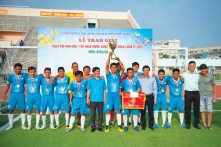 Ngày hội Văn hóa - Thể thao trong công nhân viên chức - lao động