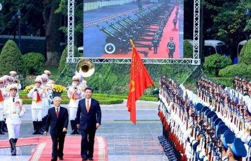 Việt Nam-Trung Quốc: Hữu nghị, hợp tác là dòng chảy chính