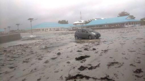 Quốc đảo Fiji chuẩn bị đón trận bão thứ hai trong vòng 3 tuần