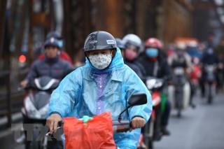 Không khí lạnh tiếp tục ảnh hưởng ở Bắc Bộ, nhiệt độ thấp nhất 12 độ C
