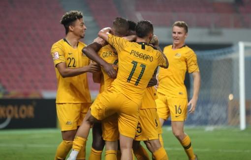 U.23 Australia vào bán kết sau 120 phút thi đấu căng thẳng