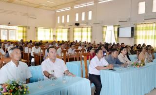 Châu Thành họp mặt câu lạc bộ hưu trí mừng Đảng, mừng Xuân Canh Tý 2020