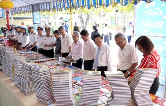 Triển lãm sách, báo, tạp chí, ảnh Xuân Canh Tý 2020, tại Khu Lưu niệm Chủ tịch Tôn Đức Thắng