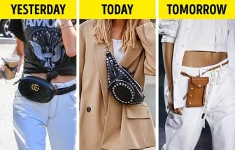 8 xu hướng thời trang đang dần hết mốt