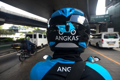 Philippines bắt đầu cấm xe ôm công nghệ