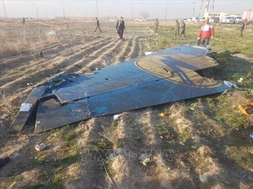 Tổ chức Hàng không Iran công bố báo cáo điều tra sơ bộ lần hai vụ máy bay rơi