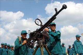 Thủ tướng phê duyệt Đề án tuyên truyền, phổ biến, tập huấn Luật Dân quân tự vệ