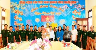 Long Xuyên: Thêm khu dân cư cho hộ nghèo đón Tết