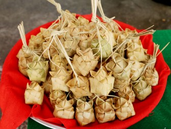 Độc đáo, hấp dẫn bánh đặc sản Bảy Núi