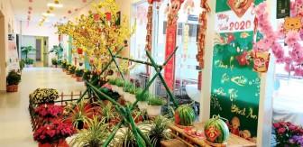 Bệnh viện Đa khoa Trung tâm An Giang tổ chức thi giao tiếp ứng xử và xanh - sạch - đẹp