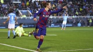 Barca và Real cùng giành vé đi tiếp ở Cúp Nhà Vua Tây Ban Nha