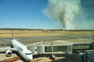Cháy rừng tại Australia: Sân bay ở thủ đô Canberra dừng hoạt động