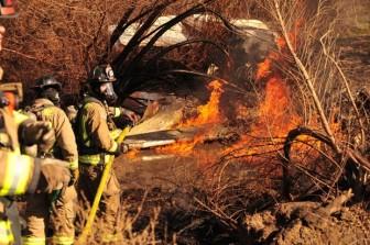 Mỹ: Rơi máy bay cỡ nhỏ tại California, 4 người thiệt mạng