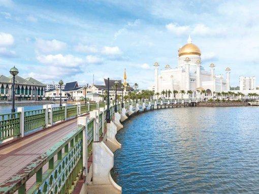 Những điều kỳ lạ chỉ có ở Brunei