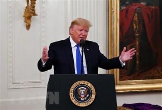 Thời điểm Tổng thống Mỹ ký thỏa thuận thương mại với Mexico và Canada