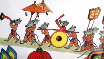 Hình ảnh chuột trong văn hóa dân gian