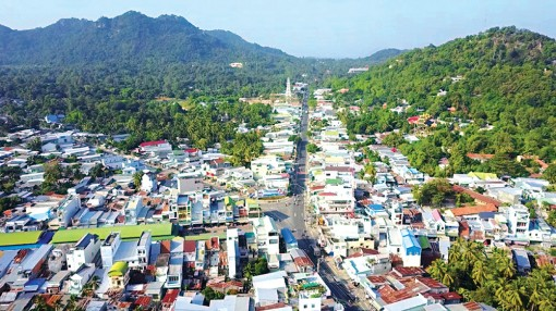 Tịnh Biên – 40 năm dựng xây và phát triển